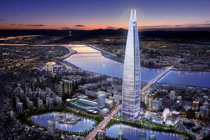 Korea Tour_Seoul city tour_Lotte world tower
