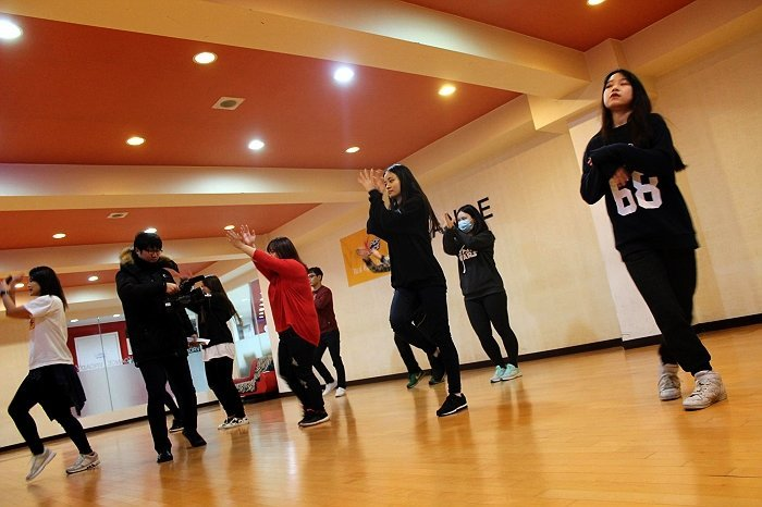 K-Pop Dance Class