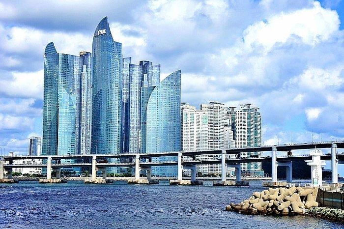Korea Tour_Busan Marine City