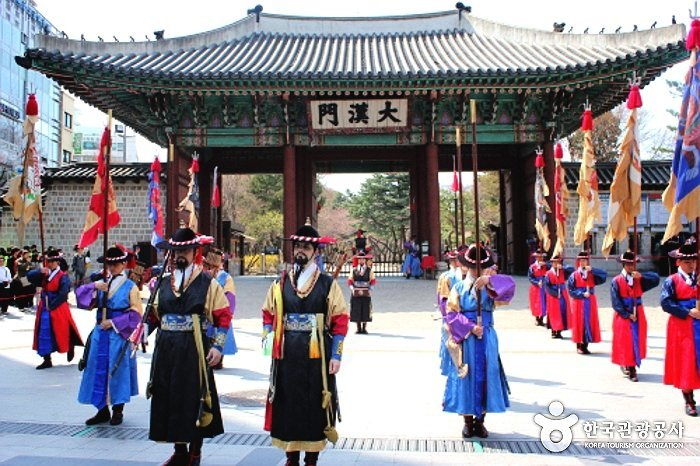 Korea Tour_Seoul city tour_Deoksugung Palace