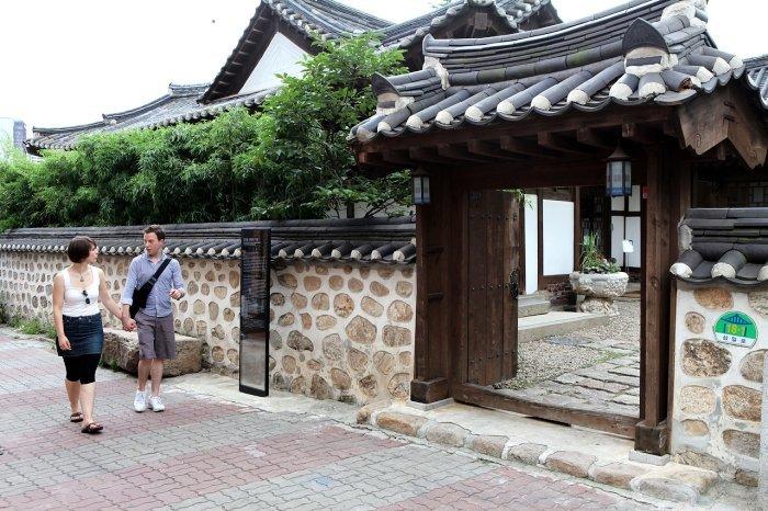 Korea Tour_Seoul City Tour_Insadong