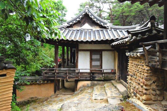 Korea Tour Andong City