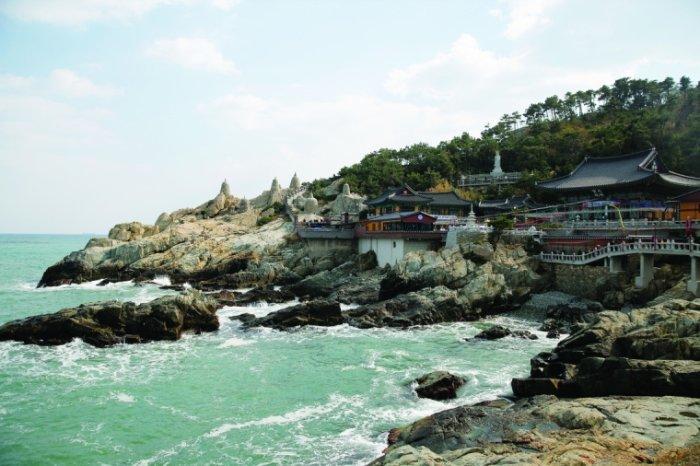Korea Tour_Busan_Yonggungsa Temple