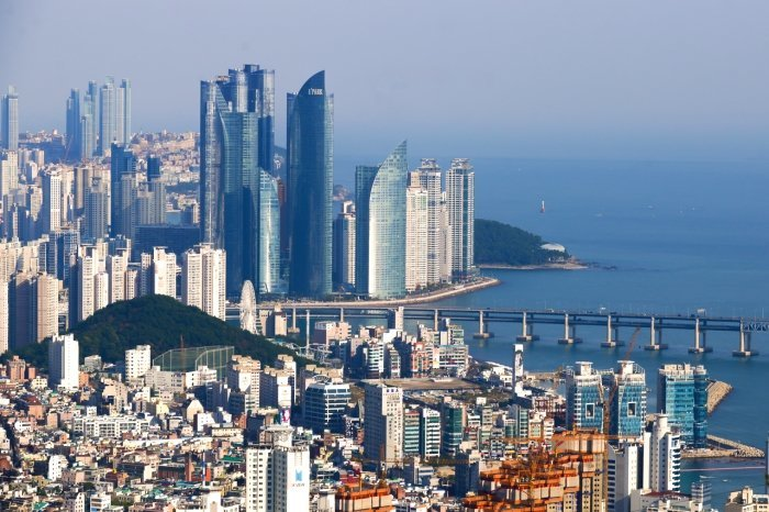 Korea Tour_Busan City
