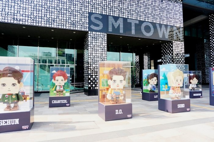 Korea Tour_K pop_SM Town