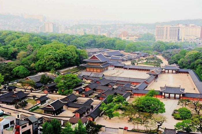 Korea Tour_Seoul city tour_Changdeokgung Palace