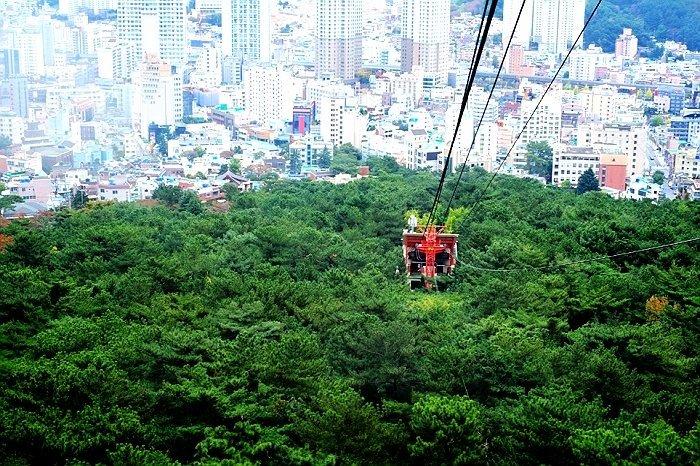 Korea Tour_Tongyeong_Cable Car