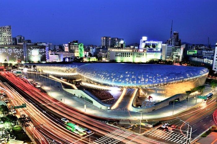 Korea Tour_Seoul City Tour_DDP
