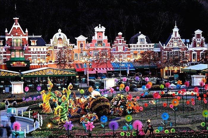 Korea tour_Everland Theme park