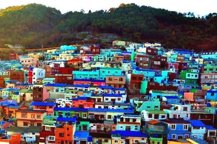 Korea Tour_Busan_Gamcheon Village