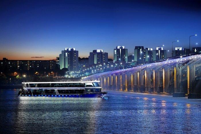 Korea Tour_Hangang Cruise