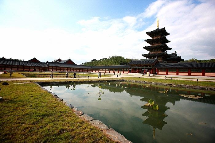 Photo From KTO_Baekje Historical Complex