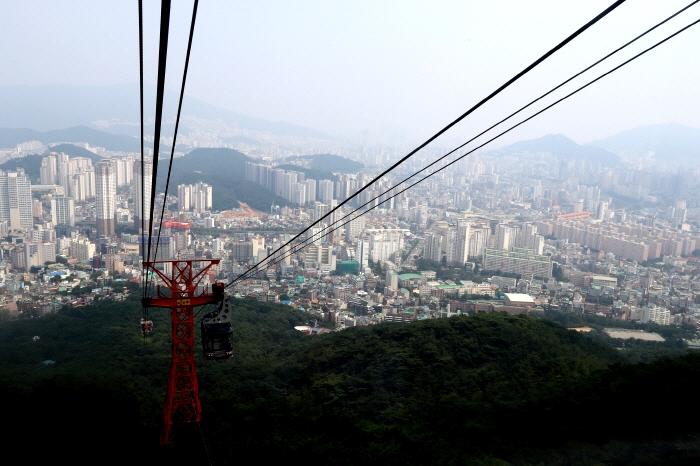 Photo from KTO_Geumgang Park CableCar