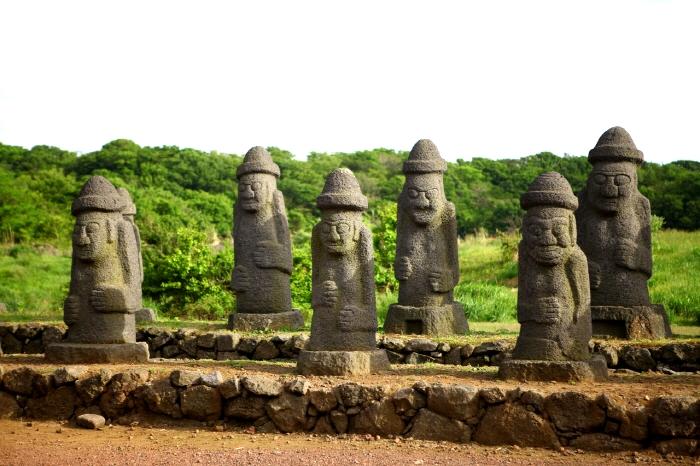 Stone Park - East Jeju Island