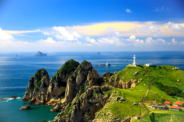 Tongyeong Coastal City