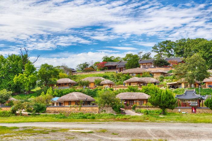 Photo from KTO_Yangdong Village