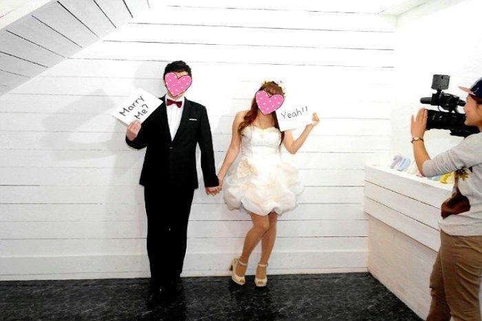 Korea Tour_Wedding dress, photo experience