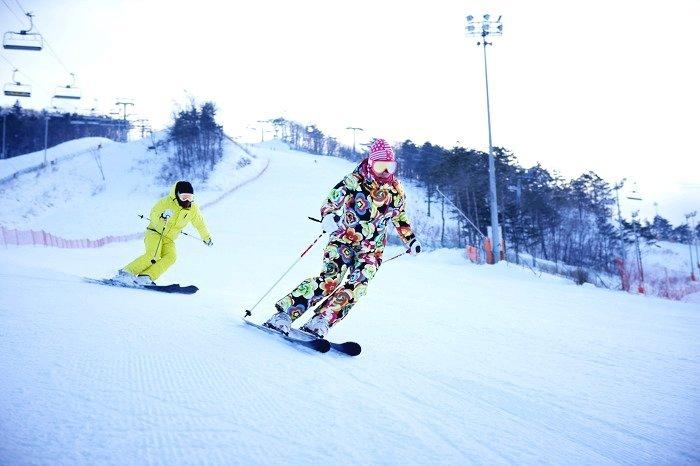 Korea Ski Tour, Korea Winter Tour