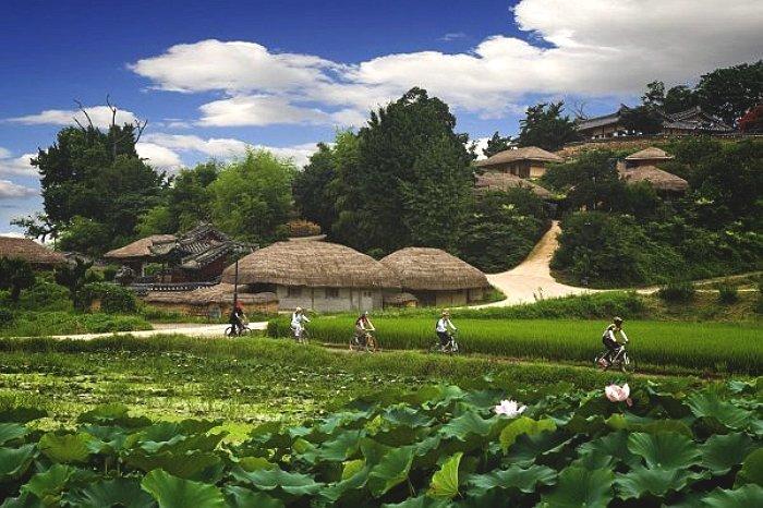 Gyeongju City Tour_Korea Tour_Yangdong Village