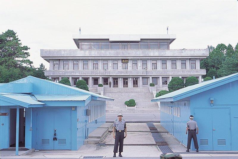 Korea Tour_JSA