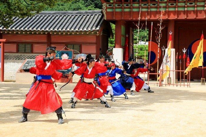 Korea Tour_Suwon Hwaseong Fortress